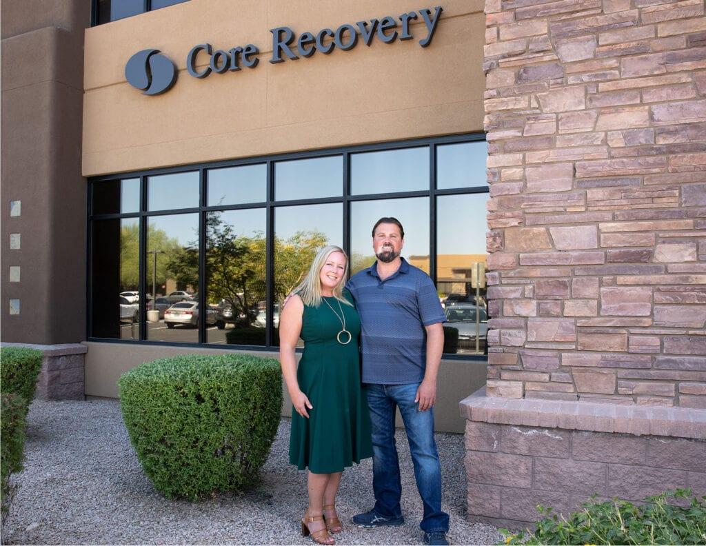 Jillian and Dave Vanselow